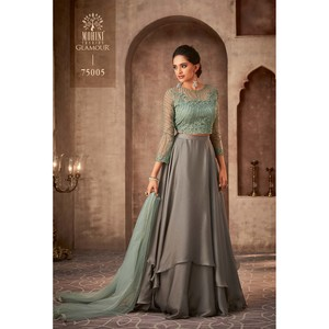 Mohini Ready To Stitch Women's Gown Material 75005