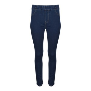 Eten Women's Denim Jeggings Navy Blue