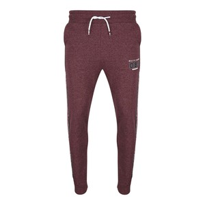 Debackers Men's Jogger Pants-VJW20-Maroon Grindle