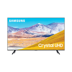 Samsung 4K Crystal UHD Smart TV UA55TU8000UXZ 55""