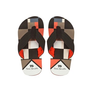 Tom Smith Boy Slipper 60778 Orange 28-34