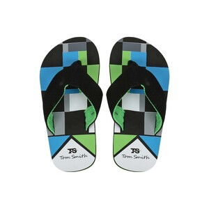 Tom Smith Boy Slipper 60778 Green 28-34