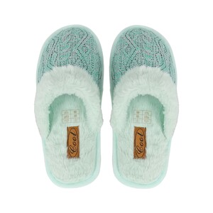 Cool Women's Indoor Slipper L831016 Green