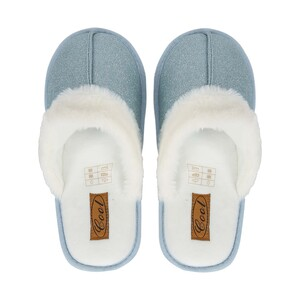 Cool Women's Indoor Slipper L831036 Light Blue 36-37