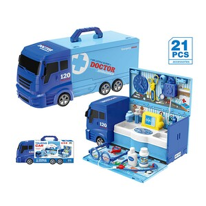 Bowa Mobile Doctor Truck Set 8366P