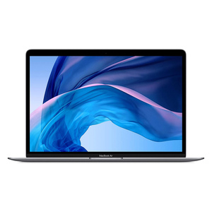 Apple Macbook Air 2020 Model, (13-Inch, Intel Core i3, 1.1Ghz, 8GB, 256GB, MWTJ2), Eng-Arb-KB, Space Grey
