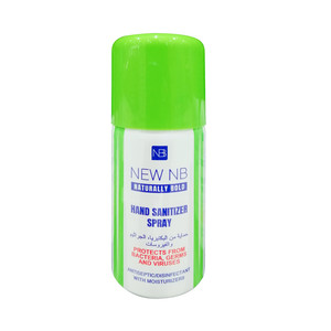New NB Hand Sanitizer Spray 120ml