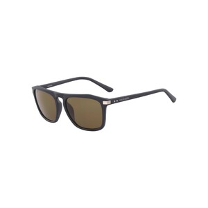 Calvin Klein Men's Sunglass 18537S56 Modified Rectangle Matte Navy