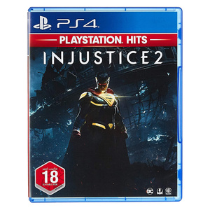 Injustice 2 Hits Game (PS4)