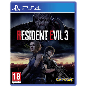 Resident Evil 3 Remake-PS4 Standard Edition
