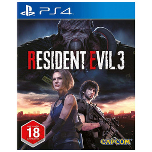 Resident Evil 3 Remake-PS4 Lenticular Edition
