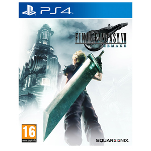 Final Fantasy VII Remake PS4 Standard Edition