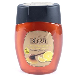 El Brezal Honey With Lemon juice 350g