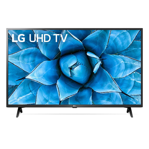 "LG 43"" UN73 Series, 4K Active HDR WebOS Smart AI ThinQ LED TV 43UN7340PVC"
