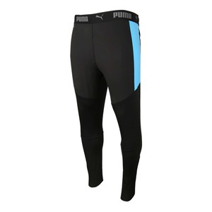Puma Men's Track Pant 65652601 Black Luminous Blue