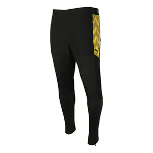 Puma Men's Track Pant 65652804 Black Ultra Yellow