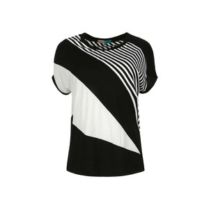 Debackers Women's Top Short Sleeve MW92478A Black