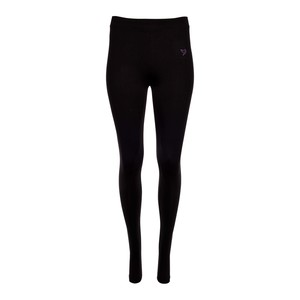 Twin Birds Women's Long Leggings Carbon Black