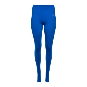 Twin Birds Women's Long Leggings Peacok Blue