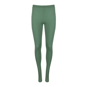 Twin Birds Women's Long Leggings Mint Olive