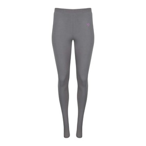 Twin Birds Women's Long Leggings Anthrazite Grey