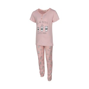 Eten Girls Pyjama Set Short Sleeve DJ-814