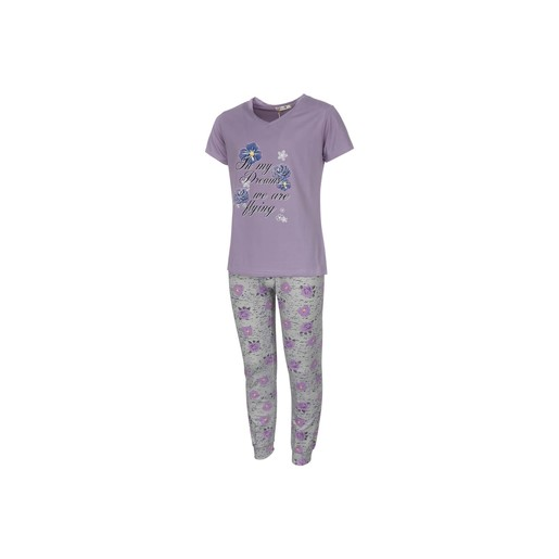 Eten Girls Pyjama Set Short Sleeve DJ-821 2-3Y