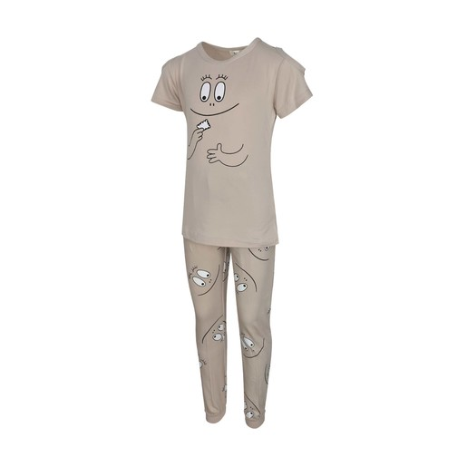 Eten Girls Pyjama Set Short Sleeve DJ-826 15-16
