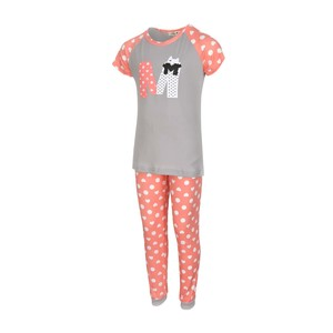 Eten Girls Pyjama Set Short Sleeve DJ-850