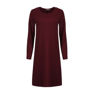 Eten Women's Top Long Sleeve DW506 Maroon