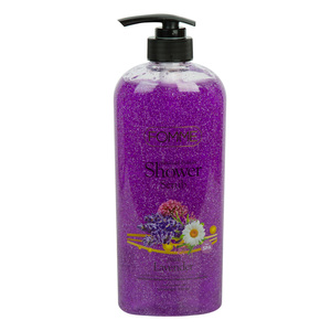 Fomme Shower Gel Scrub Lavender 730ml