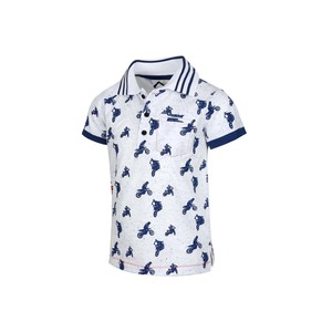 Cortigiani Boys Polo T-Shirt Short Sleeve 31C-34652
