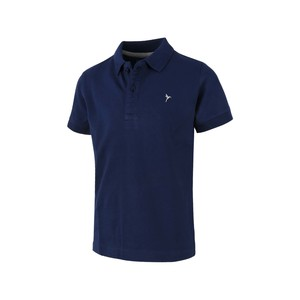 Eten Boys Basic Polo T-Shirt Short Sleeve TGPH514 Navy 10-16Y