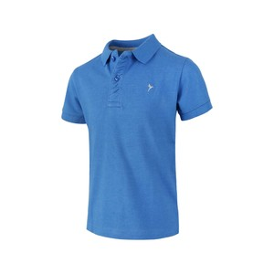 Eten Boys Basic Polo T-Shirt Short Sleeve TGPH316 Blue 10-16Y