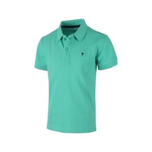 Eten Boys Basic Polo T-Shirt Short Sleeve TGPH510 Green 10-16Y