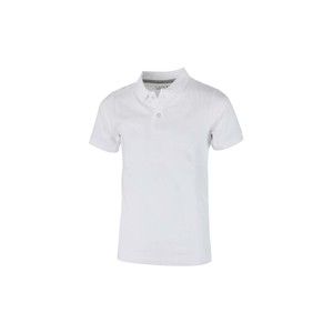 Eten Boys Basic Polo T-Shirt Short Sleeve BTRMY022 White 2-8Y