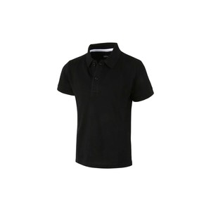 Eten Boys Basic Polo T-Shirt Short Sleeve BTRMY024 Black 2-8Y