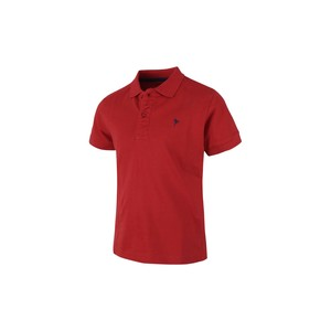 Eten Boys Basic Polo T-Shirt Short Sleeve TGPH01 Red 2-8Y