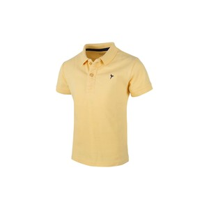 Eten Boys Basic Polo T-Shirt Short Sleeve TGPH505 Yellow 2-8Y