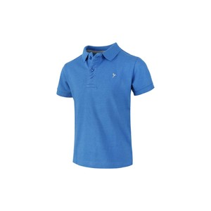 Eten Boys Basic Polo T-Shirt Short Sleeve TGPH207 Blue 2-8Y