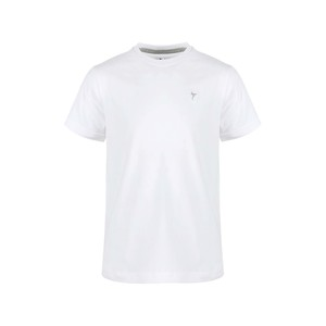 Eten Boys Basic T-Shirt Round-Neck Short Sleeve H10 White 10-16Y