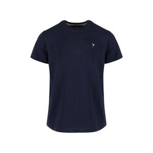 Eten Boys Basic T-Shirt Round-Neck Short Sleeve H409 Navy 10-16Y