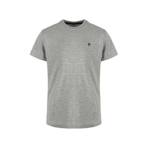 Eten Boys Basic T-Shirt Round-Neck Short Sleeve H316 Grey 10-16Y