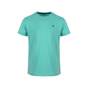 Eten Boys Basic T-Shirt Round-Neck Short Sleeve H415 Green 10-16Y