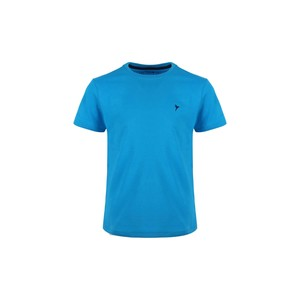 Eten Boys Basic T-Shirt Round-Neck Short Sleeve H403 Blue 2-8Y