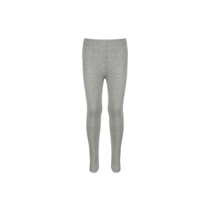 Eten Girls Basic Leggings Cotton Grey Melange GTPL-04 2-8Y