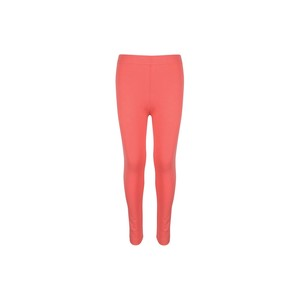 Eten Girls Basic Leggings Cotton Coral GTPL-07 2-8Y