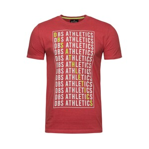 Debackers Men's Round-Neck T-Shirt S/S AWV04BRD