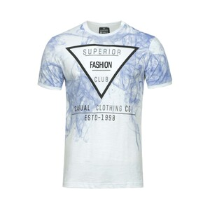 Debackers Men's Round-Neck T-Shirt S/S VJFT1907