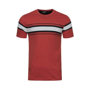 Debackers Men's Round-Neck T-Shirt S/S YDTVJ07